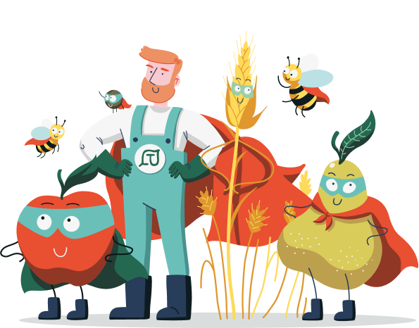 Super agriculteur Transition